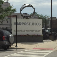 Photo taken at Harpo Studios by Mabinty K. on 7/16/2015
