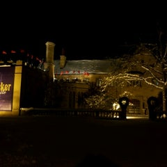 Photo taken at Paine Art Center & Gardens by Tom S. on 12/22/2012