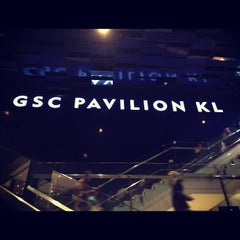 Photo taken at Golden Screen Cinemas (GSC) by Mario H. on 11/5/2012