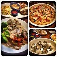 Photo taken at Red Lobster by Seher B. on 4/4/2015