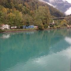 Photo taken at Harbour Interlaken Ost by Travis H. on 10/7/2012