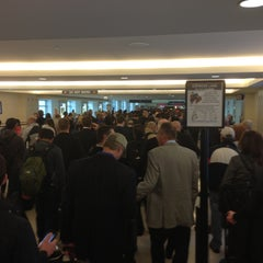 Photo taken at TSA Security Checkpoint by Akins M. on 4/11/2013