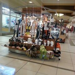 Photo taken at Brookfield Square Mall by Matthew R. on 12/28/2012