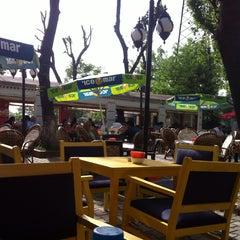 Photo taken at Hazal Cafe by Berna M. on 5/30/2013