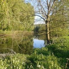 Photo taken at Wellemeersen by Marleen S. on 4/16/2014