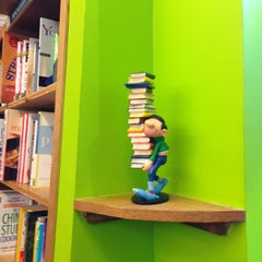 Photo taken at Book Culture (Broadway) by Azure Tianran Q. on 7/23/2013