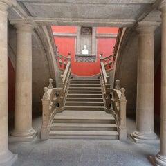 Photo taken at Museo Nacional de San Carlos by David G. on 4/19/2013