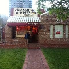 Photo taken at Chicago Joe's by Zar Z. on 3/23/2014