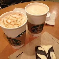 Photo taken at Starbucks by Nancee M. on 3/15/2013