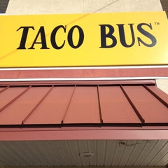 Photo taken at Taco Bus by Heather C. on 1/14/2013