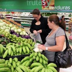 Photo taken at EURO Supermercado La Frontera by Andres V. on 1/13/2013