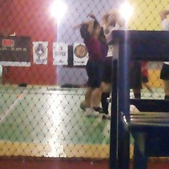 Photo taken at Vidi Arena Futsal by Agus W. on 5/8/2013