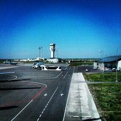 Photo taken at Astana International Airport (TSE) by Tanni Carrota I. on 5/24/2013