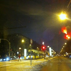 Photo taken at H Knaackstraße by Jeffrey G. on 12/12/2012