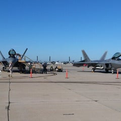Photo taken at Marine Corps Air Station Miramar by Golden H. on 10/14/2012