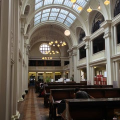 Photo taken at Bristol Central Library by Alice M. on 7/31/2013