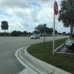Photo taken at Broward County Rest Area by Кэт Б. on 1/2/2013