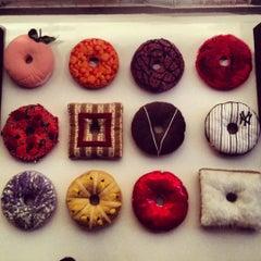 Photo taken at Doughnut Plant by Natalia S. on 10/5/2012