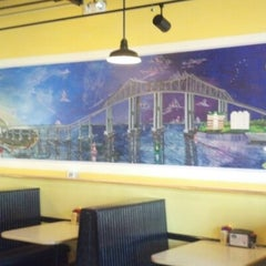 Photo taken at East Bay Deli by Del R. on 1/5/2013
