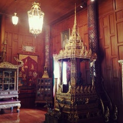 Photo taken at พิพิธภัณฑ์ปราสาท (Prasart Museum) by SY S. on 11/23/2014