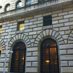 Photo taken at Federal Reserve Bank of New York by Vladyslav B. on 1/31/2013