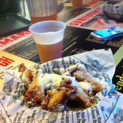 Photo taken at Wingstop by Vince J. on 8/16/2013