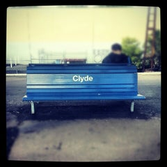 Photo taken at Clyde Station by Paul A. on 10/12/2012