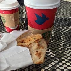 Photo taken at Starbucks by Melanie N. on 12/8/2012