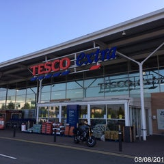 Photo taken at Tesco Extra by Roger N. on 8/8/2015