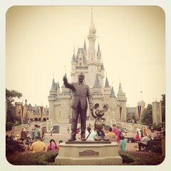 Photo taken at Walt Disney World Resort by Kevin G. on 6/8/2013