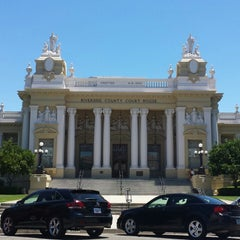 Photo taken at Riverside Superior Court - Hall of Justice by Jesse D. on 7/24/2014