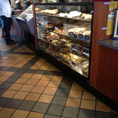 Photo taken at Einstein Bros Bagels by Some G. on 6/24/2013