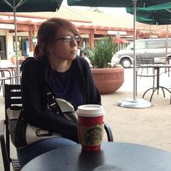 Photo taken at Starbucks by Brenda on 12/26/2013