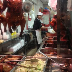 Photo taken at Wah Fung Number 1 Fast Food 華豐快飯店 by Wayne N. on 3/17/2013