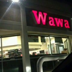 Photo taken at Wawa by Peter D. on 10/6/2012