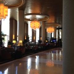 Photo taken at Hyatt Regency Century Plaza by Ed A. on 12/11/2012