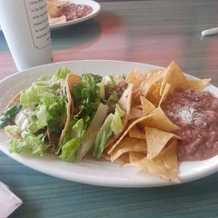 Photo taken at Rubio's by Hector T. on 7/4/2013