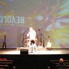 Photo taken at Fusion Bible Church by Nathan V. on 4/28/2013