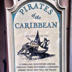 Photo taken at Pirates of the Caribbean by David C. on 2/3/2013