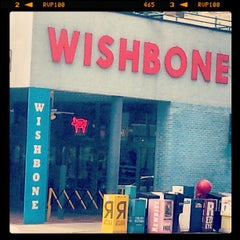 Photo taken at Wishbone Restaurant by Will T. on 4/8/2013