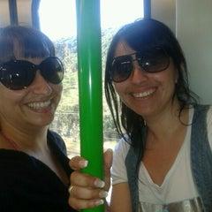 Photo taken at Metro Valparaiso - Estación El Salto by Valecita ♥ on 11/24/2012