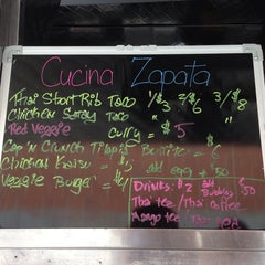 Photo taken at Cucina Zapata by Andrew T. on 8/30/2013