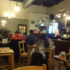 Photo taken at Green Grotto Tea Room 綠的小窩 by Anton H. on 4/1/2013