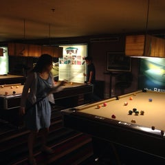 Photo taken at Q Billiard by Chloe on 3/1/2014