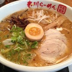 Photo taken at Terakawa Ramen by Ysolt U. on 12/30/2012