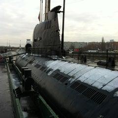 Photo taken at Подводная лодка «Б-413» by Irina S. on 12/2/2012