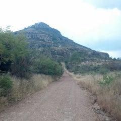 Photo taken at Cerro del Picacho by Ruben D. on 10/20/2012