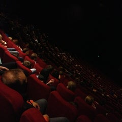 Photo taken at Kino Citadele | Forum Cinemas by Elina K. on 5/25/2013