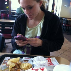 Photo taken at Chick-fil-A by Kelsey B. on 10/9/2012