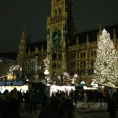Photo taken at Christkindlmarkt by Alec D. on 12/19/2012